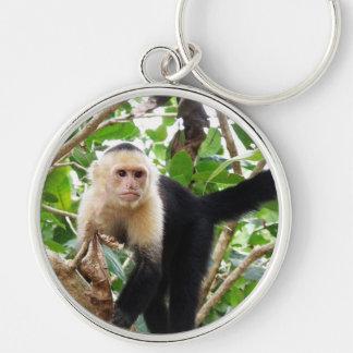 Monkey in Costa Rica Keychain