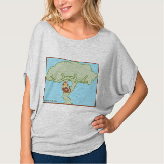 Monkey In My Tree T-Shirt with Logo