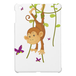 monkey iPad mini cover