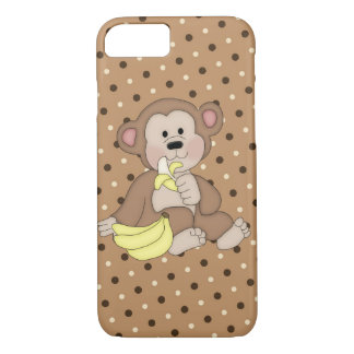 Monkey iPhone 7 barely there case