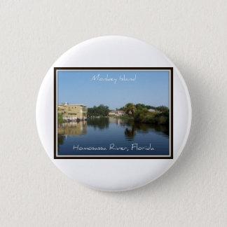 Monkey Island 6 Cm Round Badge