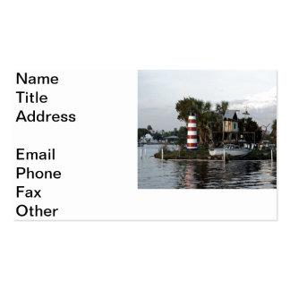 Monkey Island Business Card Template