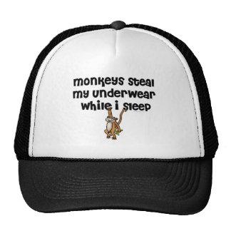 Monkey Joke Cap