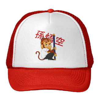Monkey King Hats