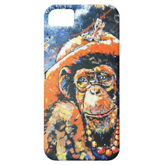 MONKEY LADY iPhone 5 COVERS
