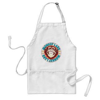 Monkey Lard Standard Apron