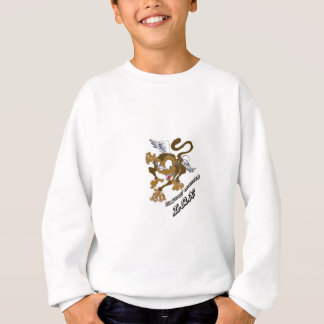 Monkey lax sweatshirt