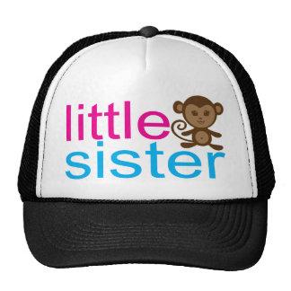Monkey Little Sister Mesh Hat