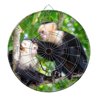 Monkey Love Dartboard