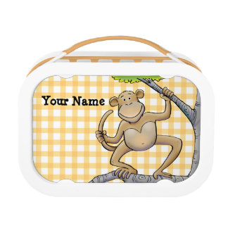 Monkey Lunchbox
