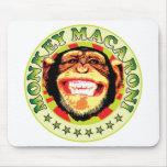 Monkey Macaroni Mouse Mats