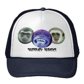 Monkey Magic Mesh Hats