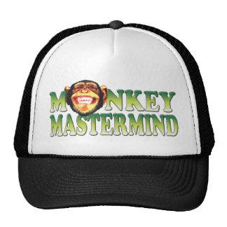 Monkey Mastermind Cap