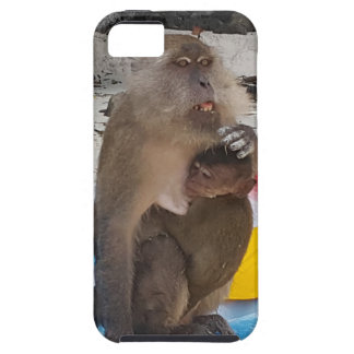 Monkey Mother & Baby Case For The iPhone 5