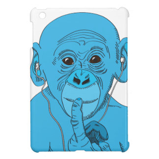Monkey Music Cover For The iPad Mini