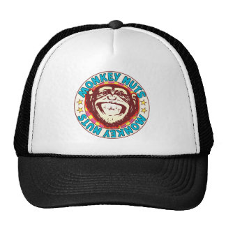 Monkey Nuts Cap