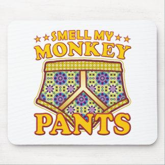 Monkey Pants Smell Mousepad