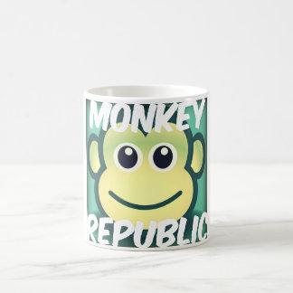 Monkey Republic debut mug