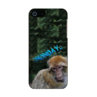 Monkey sad about monday incipio feather® shine iPhone 5 case