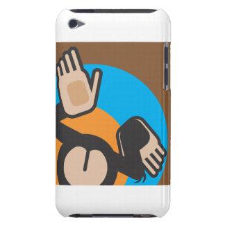 Monkey Sass iPod Case