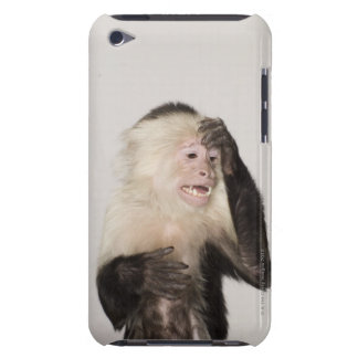 Monkey scratching itself iPod touch cases