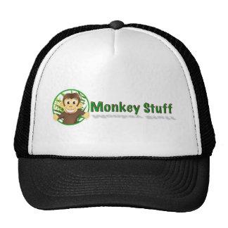 Monkey Stuff Trucker Hat