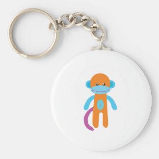 Monkey Toy Key Chain