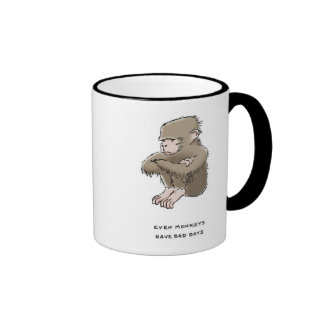monkey trivia mugs