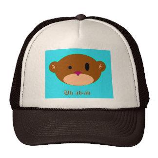 monkey trucker hats