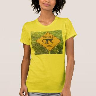 Monkey X-ing T-Shirt