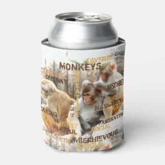 Monkeys Can Cooler