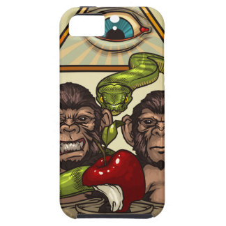 Monkeys Case For The iPhone 5