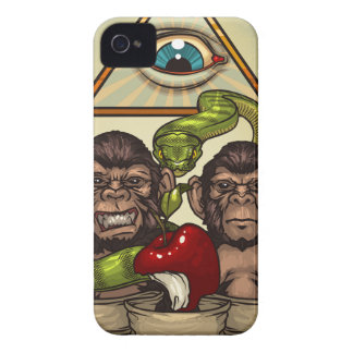 Monkeys iPhone 4 Case