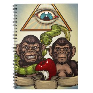 Monkeys Notebook