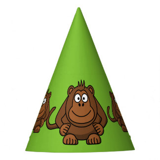Monkies Party Hat
