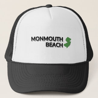Monmouth Beach, New Jersey Trucker Hat