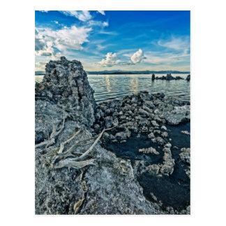 Mono Lake Blues Postcard