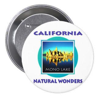 Mono Lake California Pinback Button