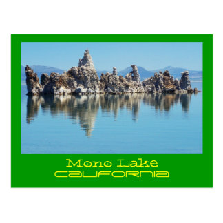 Mono Lake Tufa Postcard