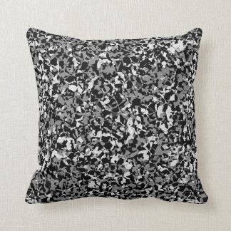 Mono Mix - Throw Pillow