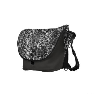 Mono Shades Bicycle Messenger Bag