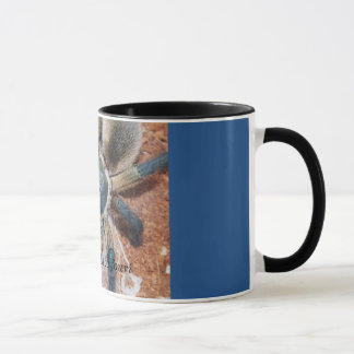 Monocentropus balfouri coffee mug