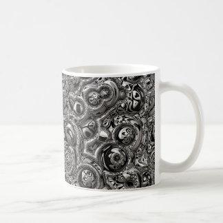 Monochromatic Reflections Coffee Mug