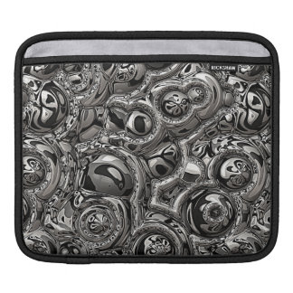Monochromatic Reflections iPad Sleeve