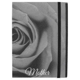 Monochromatic Rose Mother iPad Case