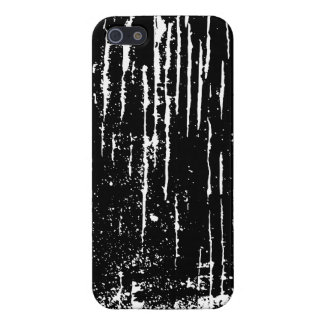 Monochrome Abstract iPhone 5 Case