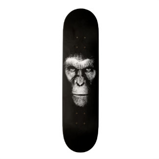 Monochrome  Ape Face Skate Decks