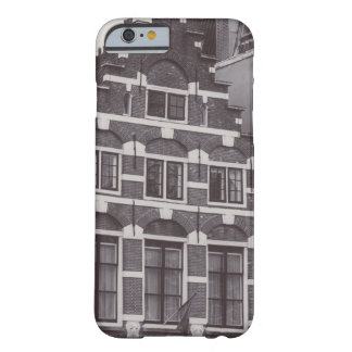 Monochrome Asmterdam Architecture Barely There iPhone 6 Case