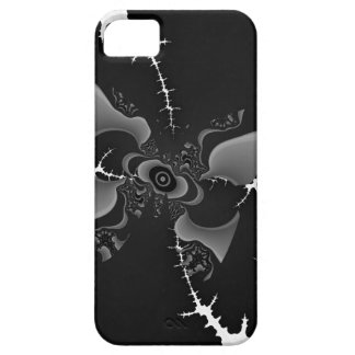 Monochrome butterfly barely there iPhone 5 case