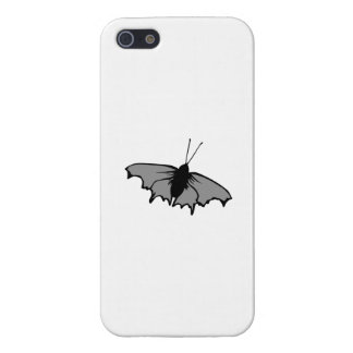 Monochrome Butterfly iPhone 5 Covers